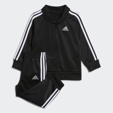 Infant & Toddler Training Black ADIDAS CLASSIC TRACK SET