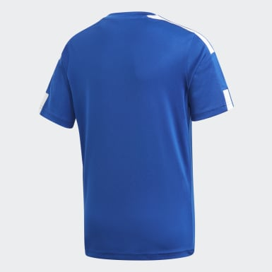 Boys Football Blue Squadra 21 Jersey