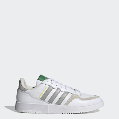 Originals Hvid Supercourt sko