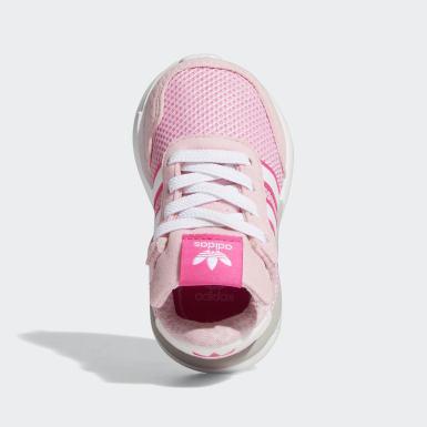 Infant & Toddler Originals Pink Retroset Shoes