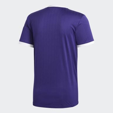 Camisa Tabela 18 Roxo Homem Futebol