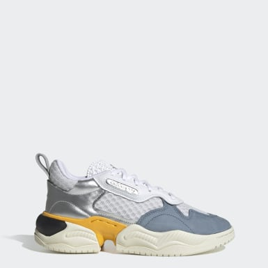 Women's Originals White Supercourt RX Shoes