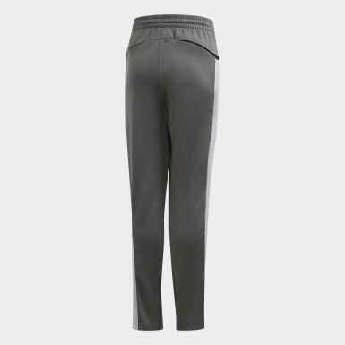Pantalón Football-Inspired X AEROREADY Gris Niño Training