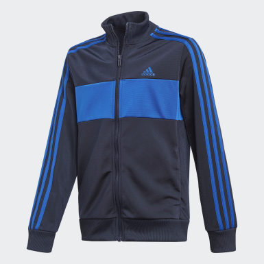 Buzo Tiberio Azul Niño Sport Inspired