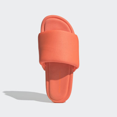 оранжевый Сандалии Y-3 Comfylette