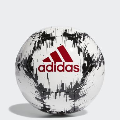 Herr Fotboll Vit Adidas Glider 2 Fotboll