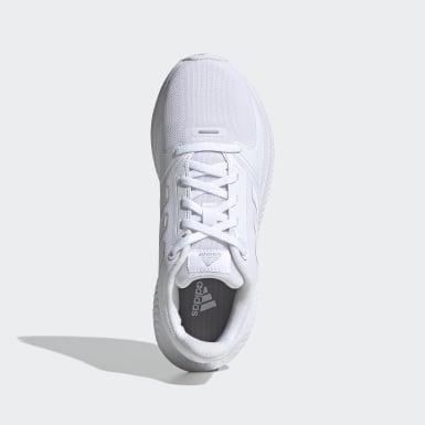 Kinder Running Runfalcon 2.0 Schuh Weiß