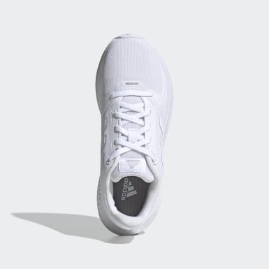 Kids 4-8 Years Running White Runfalcon 2.0 Shoes
