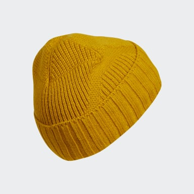 Training Yellow Pine Knot 3 Beanie