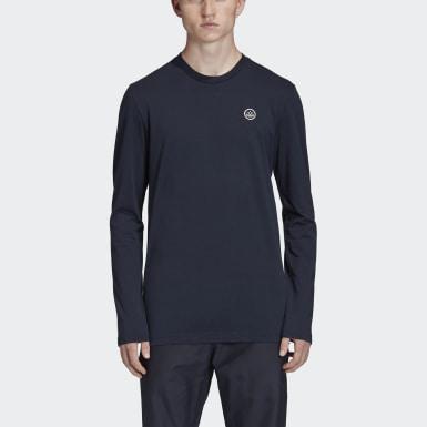 T-shirt SPZL Bleu Hommes Originals
