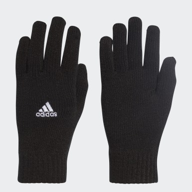 Training Black Tiro Gloves