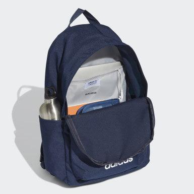 Originals สีน้ำเงิน กระเป๋าเป้ทรงคลาสสิก Adicolor
