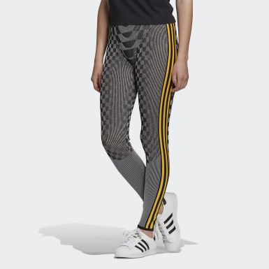 Women's Originals Black Paolina Russo Reflective Leggings