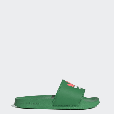 Women's Originals Green Adilette Lite Slides