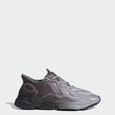 Men Originals Grey OZWEEGO Tech Shoes