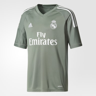 f7f8d7e360b Real Madrid Home Goalkeeper Jersey