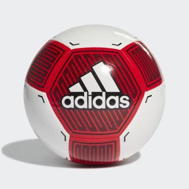 Men Football White Starlancer VI Ball