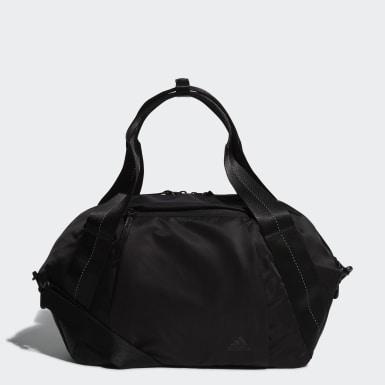 ผู้หญิง เทรนนิง สีดำ กระเป๋าดัฟเฟิลขนาดเล็ก Favorite