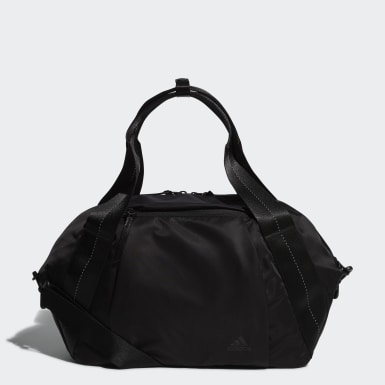 Women Training Black Favorite Duffel Bag Small