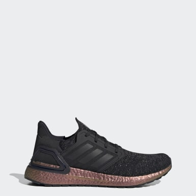Men's Running Black Ultraboost 20 Shoes