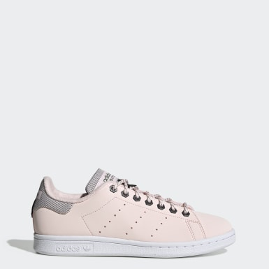 Chaussure Stan Smith rose Femmes Originals