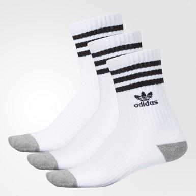 Roller Crew Socks 3 Pairs