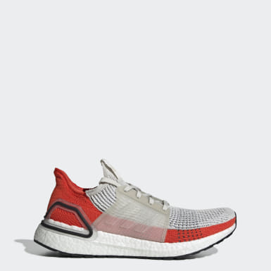 Chaussure Ultraboost 19 gris Hommes Course