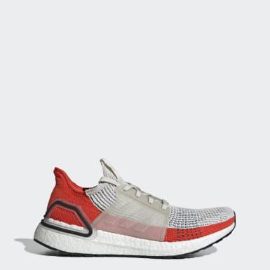 Chaussure Ultraboost 19 Beige Hommes Running