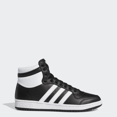 Originals Μαύρο Top Ten Hi Shoes