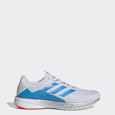 Heren Hardlopen Grijs SL20 Primeblue Schoenen