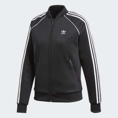 Women Originals Black SST Track Top