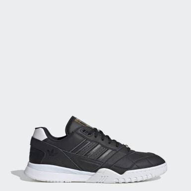 Sapatos A.R. Trainer Preto Mulher Originals