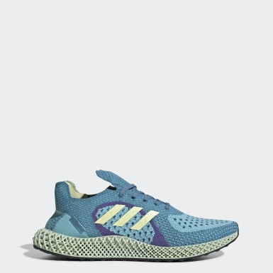 Originals Turquoise ZX RUNNER 4D Shoes
