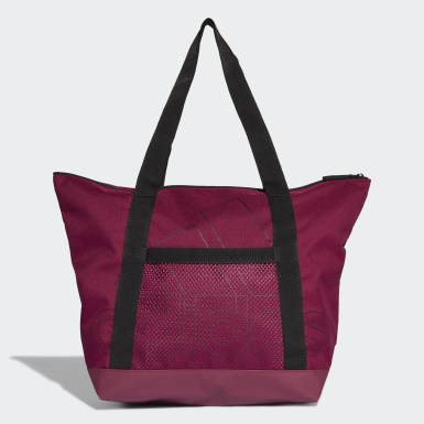 Women Training Burgundy Tote