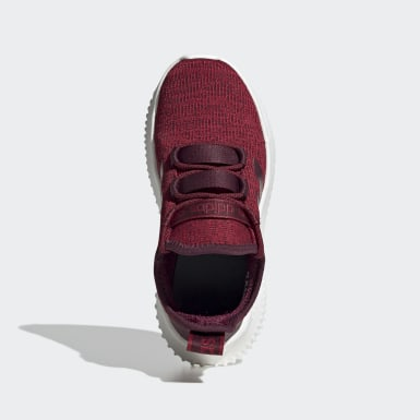 Children Essentials Burgundy Kaptir Shoes