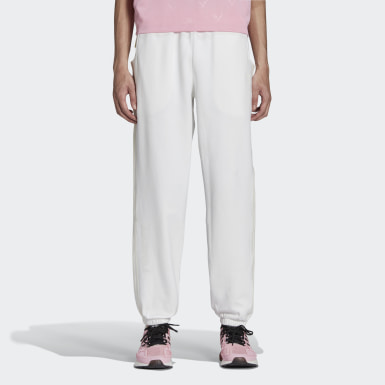 Originals White Ninja Pants (Gender Neutral)