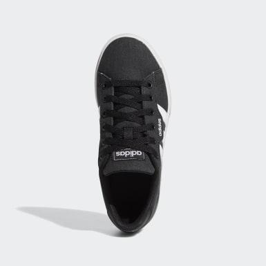 Children Essentials Black Daily 3.0 Shoes