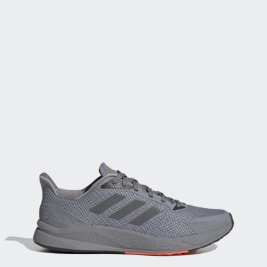 ผู้ชาย วิ่ง สีเทา รองเท้า X9000L1