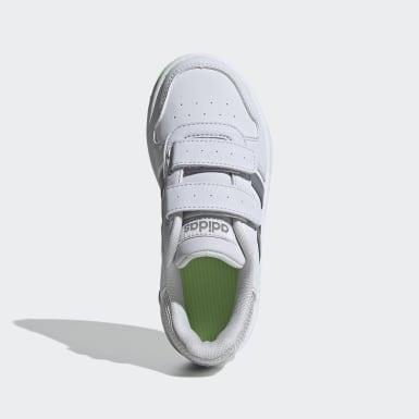 Børn Basketball Grå VS Hoops 2.0 sko