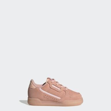 Sapatos Continental 80 Rosa Criança Originals