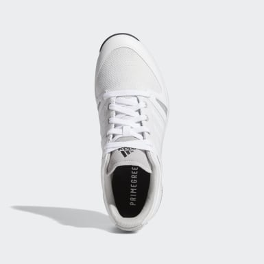 Chaussure de golf EQT Spikeless Wide Blanc Golf