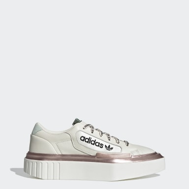Women's Originals White adidas Hypersleek Shoes