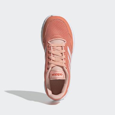 Children Sport Inspired Orange Archivo Shoes