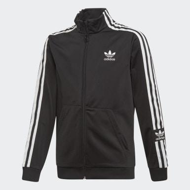 Kluci Originals černá Sportovní bunda