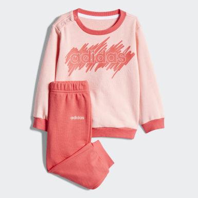 розовый Комплект: джемпер и брюки Linear