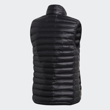 Men Urban Outdoor Black Varilite Down Vest