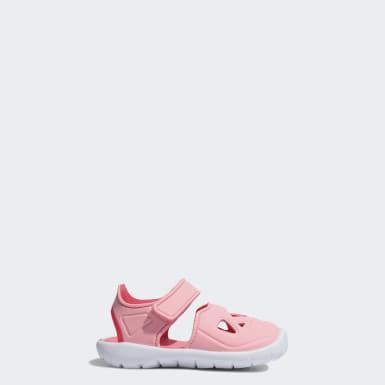 Bebek Yüzme Pembe FortaSwim 2.0 Sandalet