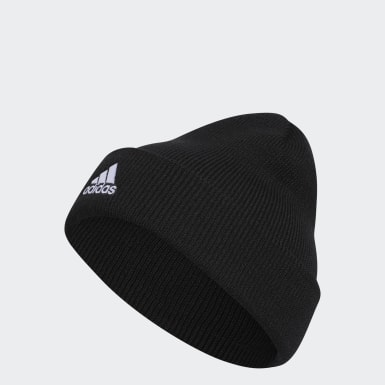 Men's Training Black Team Issue Fold Beanie