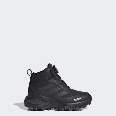 Børn Løb Sort FortaRun Running/Hiking 2020 sko