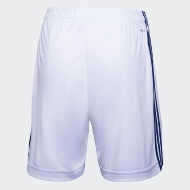 Shorts de Visitante Boca Juniors 20/21 Blanco Hombre Fútbol